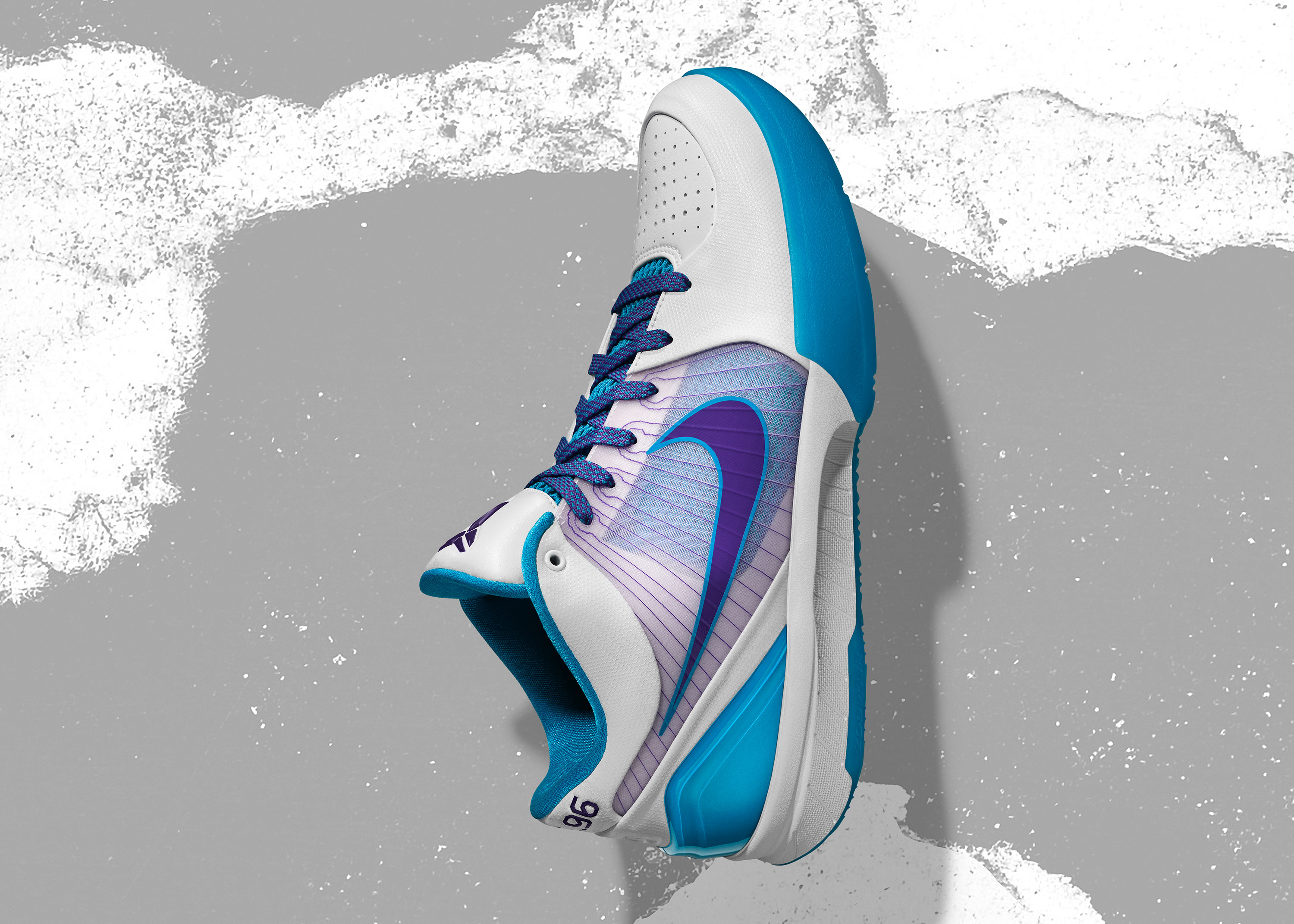 25266b59d000 The Nike Zoom KOBE IV Protro - Sneakers Middle East